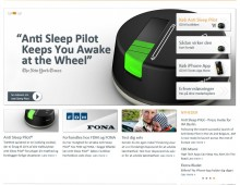 Anti Sleep Pilot
